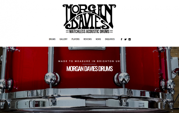 Morgan Davies Drums
